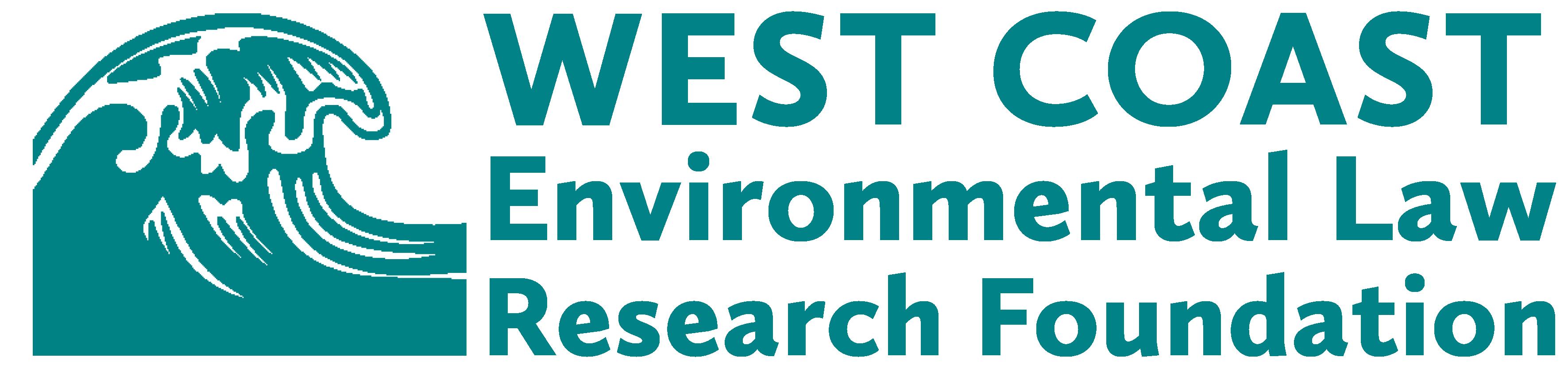 West Coast Envrinmental Law Research Foundation