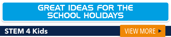 Great ideas for the school holidays