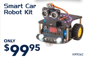 Smart Car Robot Kit KR9262